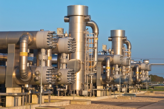 Natural gas processing image