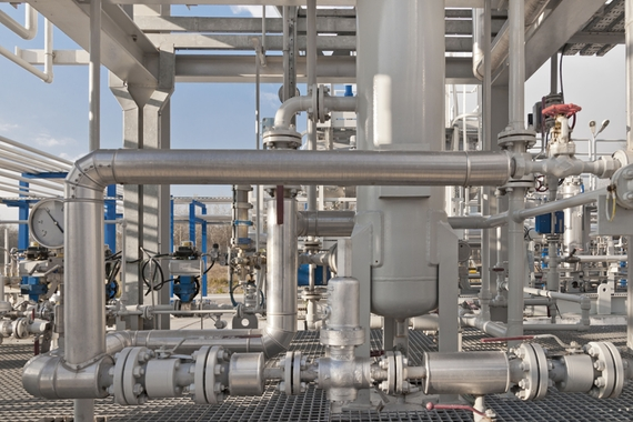 Endress+Hauser Coriolis mass flowmeters are perfect for entrained gas applications